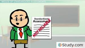 formal assessments examples types video lesson transcript use and misuse of assessments in the classroom