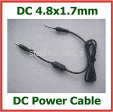 online buy whole hp laptop dc adapter from hp laptop dc 10pcs dc cord plug 4 8 1 7mm 4 8x1 7mm dc power supply
