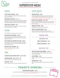 Imenupro Restaurant Menu Templates Menu Software