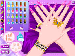 Salon Nails - Manicure Games - Android Apps on Google Play
