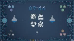 an Avatar-themed desktop. Thoughts ...