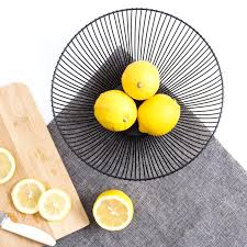 Creative Wrought <b>Iron</b> Fruit Plate Snack Storage Basket Sale, Price ...