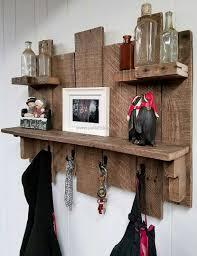 Coat Key Rack 100 Key Rack With Shelves 100 Ides Pour Dtourner L100tagre Pices 90