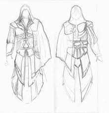 Assassins Creed Costume Pattern Impressive Assassins Creed Costume Pattern Costume Sewing Patterns