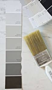I've heard (and seen) plenty of horror stories of friends who finally decide on a nice neutral light gray color, only to end up with walls that are too purple, too blue. The Best True Gray Paint Color