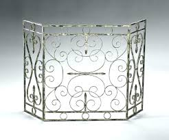 modern decorative fire screens uk fireplace french