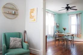 House Tour Colorful Vintage Finds In A St Louis Home Apartment