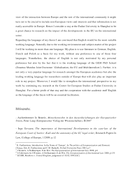 Cover Letter Internship European Parliament Vancitysounds Com