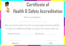 How Accreditation Card Template Free Templates Vision Board