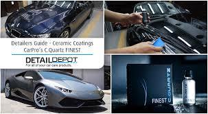 detailers guide ceramic coatings c quartz finest drivelife drivelife