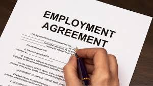 Gaji, thr dan tunjangan lainnya. Contoh Surat Perjanjian Kontrak Kerja Karyawan Swasta Rumah Com