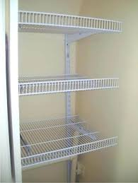 wire closet ideas. Unique Wire Wire Shelf Closet Ideas L  Liner With