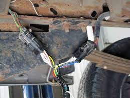 ford replacement oem tow package wiring harness 7 way ford compare hopkins endurance vs ford replacement etrailer com on ford replacement oem tow package wiring harness
