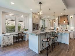 Transitional Modern Farmhouse Kitchen Design Home Bunch Interior