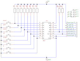 the poor student hobbyist wireless nes controller using arduino Nes Power Switch Wiring Diagram if you are wondering, i use tinycad for schematic drawing Photoelectric Switch Wiring Diagram