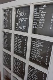 Wishing Wells Wedding Seating Plans Bubbly Events