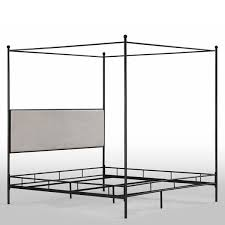 Lauren King Metal Canopy Bed Free Shipping Today Overstock