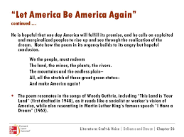 sample college admission let america be america again essay let america be america again analysis essay