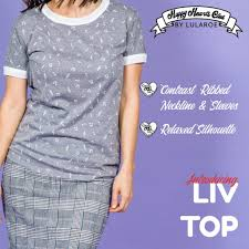 Lularoe Happy Hearts Club Capsule Collection Emily Of