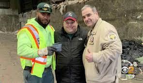 Sanitation Worker Job Description Sanitation Heroes Dig Through 2 000 Pounds Of Trash To
