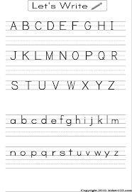 Letter Practicing Letter Practicing Kaza Psstech Co Free Printable