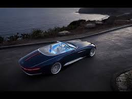 2018 mercedes maybach cabriolet. interesting mercedes 2018 vision mercedesmaybach 6 cabriolet  reveal for mercedes maybach cabriolet