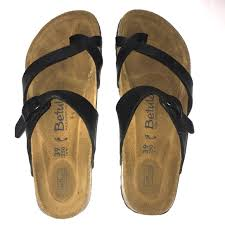 Betula Size Chart Birkenstock Betula Black Sandals Size 39