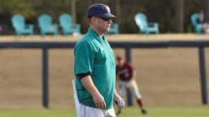 "CAA ""On The Line"" - UNCW Head Baseball Coach Randy Hood - Colonial Athletic  Association (CAA Sports)"