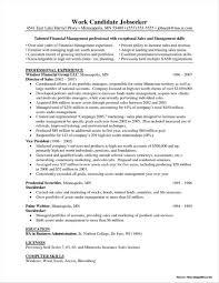 Resume Template It Asset Management Resume Sample Free Career