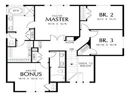 simple housing floor plans. Simple Cottage Floor Plans Building For Residential Houses New House Flooring . Housing E