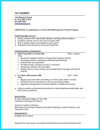 Resume Objective Examples For Bank Teller Nmdnconference Com
