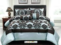 chocolate brown comforter chocolate brown bedding white and gold bedding chocolate brown comforter set queen