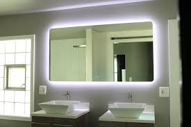 Amazon.com: Windbay Backlit Led Light Bathroom Vanity Sink Mirror ...