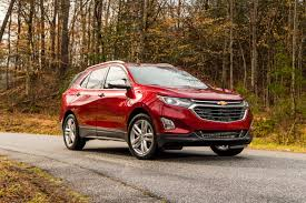 Equinox brown chevy equinox : First Drive: 2018 Chevrolet Equinox