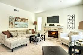 stacked stone fireplace pictures contemporary living room with ready modern fireplaces dry stack