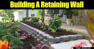 retaining wall ideas how to use a