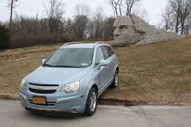 All Chevy chevy captiva horsepower : Review: 2014 Chevrolet Captiva LT 2.4 - The Truth About Cars
