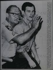 1968 Press Photo Police Sgt Ray Scneider Stanley Everett Rice Murder C |  Historic Images