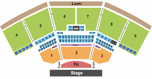 Blossom Music Center 3d Seating Chart 24 Unique Cmac Virtual Seating Chart