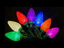 vintage looking lighting. Set Of 25 Multi-Color LED Retro Style C7 Christmas Lights - Green Wire Walmart.com Vintage Looking Lighting O