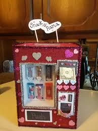 Vending Machine Valentine Box Adorable Valentine Vending Machine Valentine Boxes Pinterest Vending