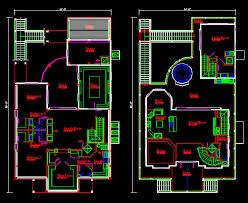 684x560 floor plan sample house autocad