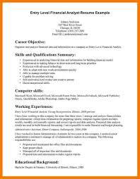6 Skill Summary Example Mbta Online
