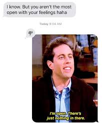 Seinfeld Quotes Impressive Conversations With My Girlfriend Usually End In Seinfeld Quotes