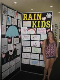 Local Girl Scout Provides Golden Touch at RAIN TLC