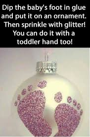 Httpsipinimgcom736xede1e9ede1e9a848af3caInfant Christmas Crafts