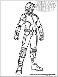 Small Picture Man Coloring Pages Printable