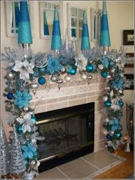 Interior Decorating Tips For Small Homes Silver And Blue Christmas Decor  Christmas Decor Catalog 658x875