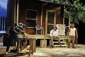 fences play.  Fences Fences Starring Ashley Zhangazha Lenny Henry Colin Mcfarlane In Play