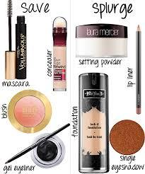 vs high end makeup save and splurge angela lanter o gorgeous